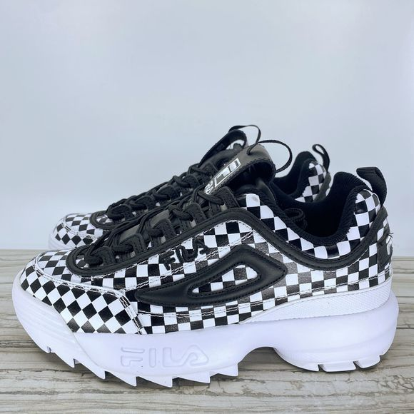 Fila Shoes | Fila Disruptor 2 Checkered